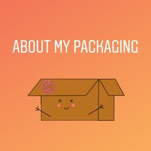 About my packaging
